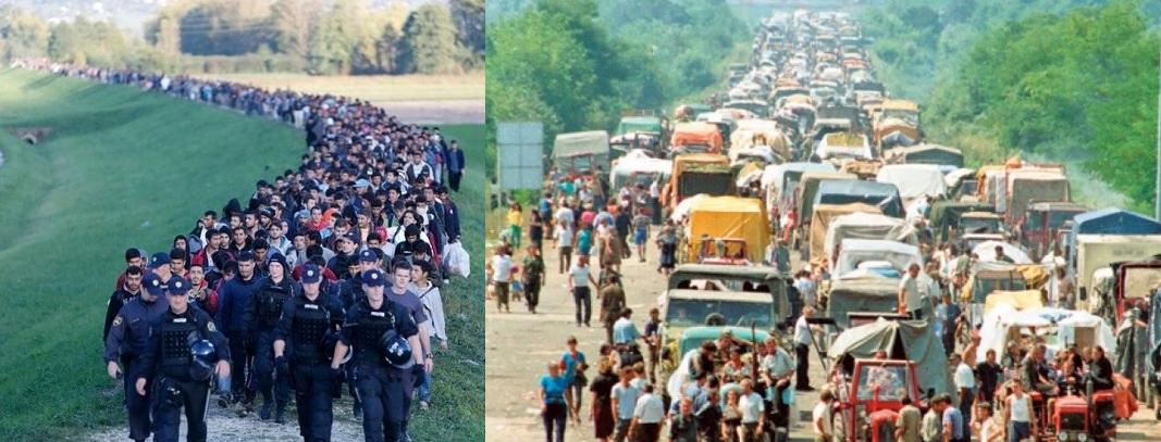 NVO šokirane: Srpske izbeglice će nam doći glave