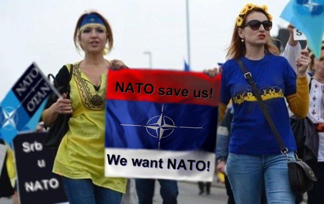 NVO: Hoćemo u NATO, dosta nam je vojne neutralnosti!