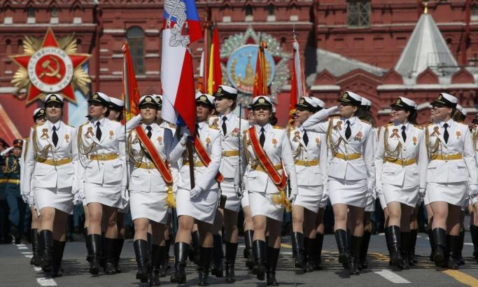 Moskva parada
