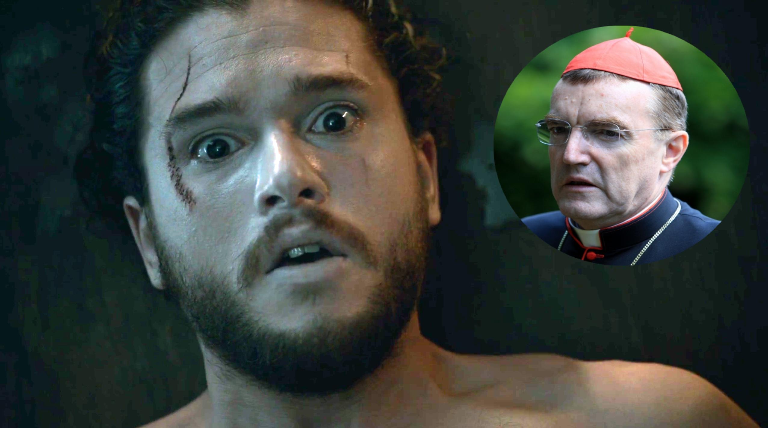 Kardinal BOZANIĆ: Iza Igre prijestolja stoji srpski lobi – Jon Snow uskrsnuo je na pravoslavni VASKRS