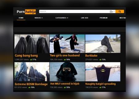 Vehabije pokrenule porno web-site po šerijatskom zakonu: Pornhabija
