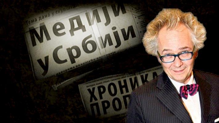 Nedeljnik VREME dobio od Tasovca 2 miliona da ga prikaže kao najboljeg ministra!
