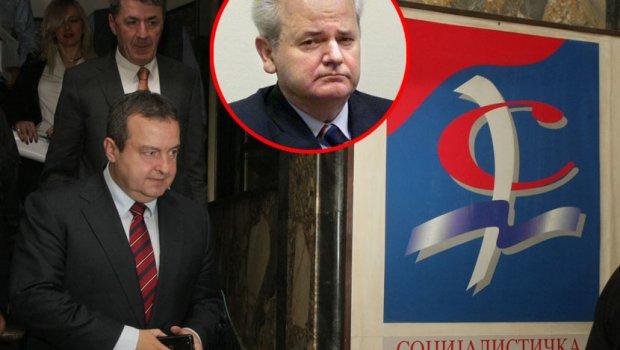 Duh Slobodana Miloševića zaposeo Dačića!!!
