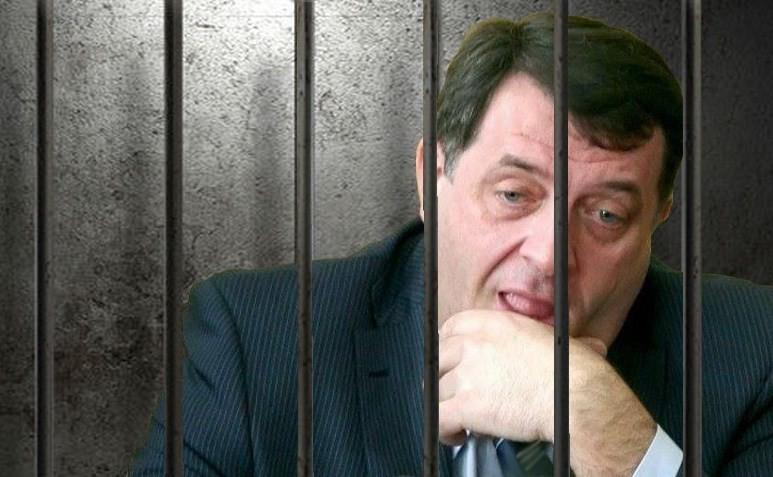 Uhapšen lažni Dodik!