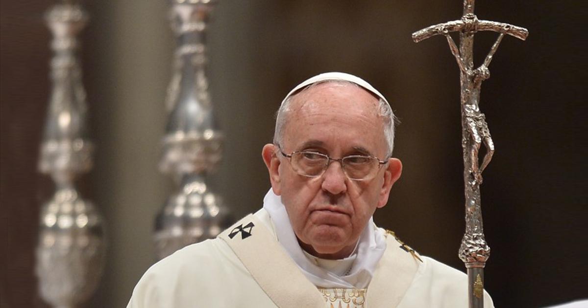 Papa Franja bojkotuje Novu Godinu