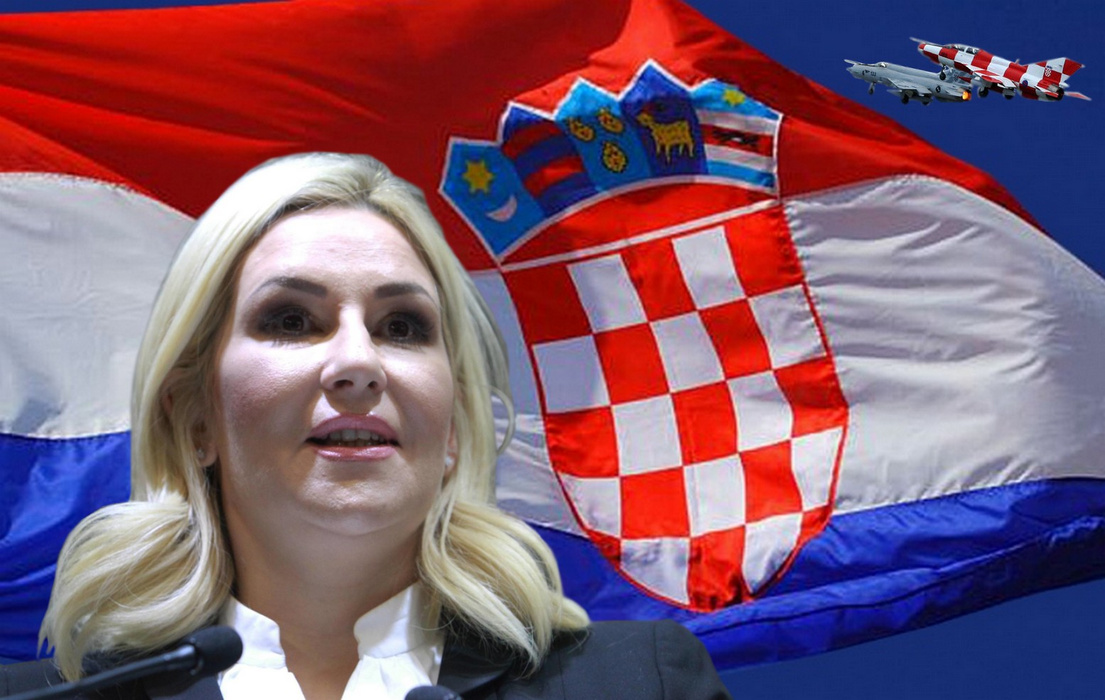 Zorana ima rešenje za led na rekama – Hrvati da bombarduju Dunav!