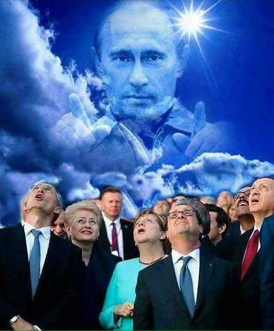 Putin se prošle godine ukazao zapadnim liderima ALI svetski mediji o tome ćute!