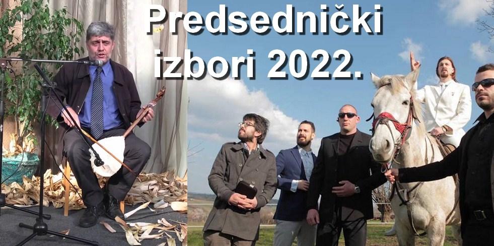 Predsednički izbori 2022. – U Drugom krugu Miroljub protiv Belog!