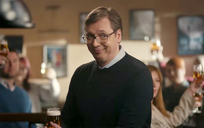 Vučić: Povlačim se iz SNS-a, najviše za dve, do dve i po godine!