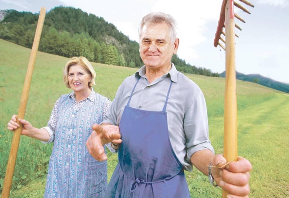 Kako je Dragica Nikolić kuvala pekmez za Mišel Obamu!