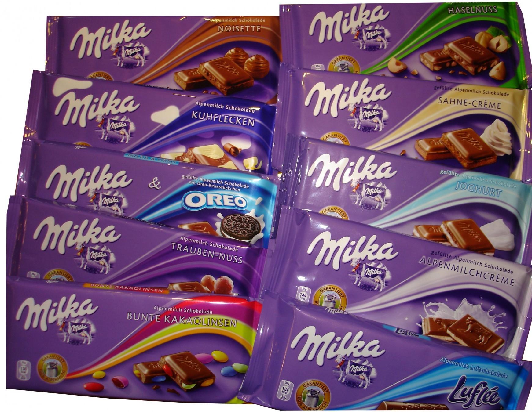 Evo kako je čokolada MILKA dobila ime!